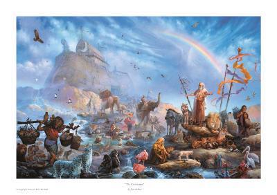 The Celebration-Tom duBois-Art Print