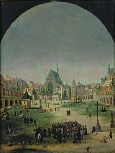 The Cemetery of the Innocents and the Mass Grave During the Reign of Francois I