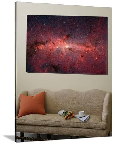 The Center of the Milky Way Galaxy--Loft Art