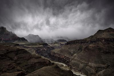The Central Grand Canyon-Peter Mcbride-Photographic Print