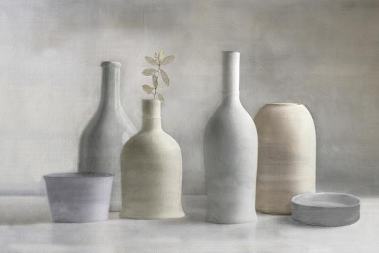 The Ceramicist's Muse-Mark Chandon-Giclee Print
