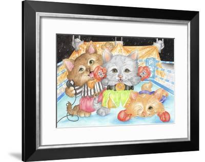The Champ-Karen Middleton-Framed Giclee Print