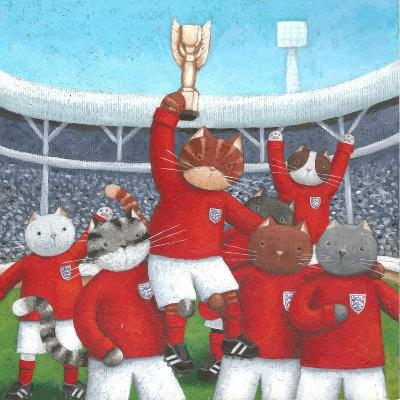 The Champions-Peter Adderley-Art Print