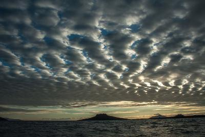 The Channel Between Sombrero Chino Island and Santiago Island in the Galapagos-Karen Kasmauski-Photographic Print