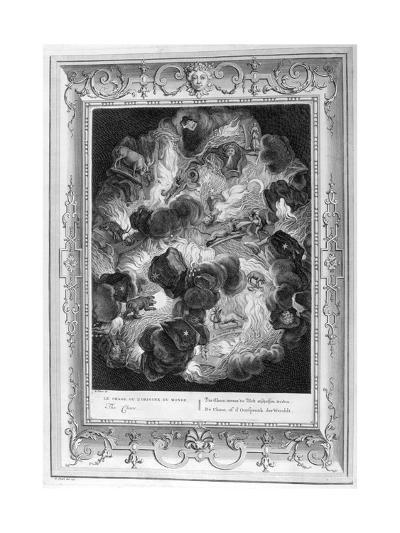 The Chaos, 1733-Bernard Picart-Giclee Print