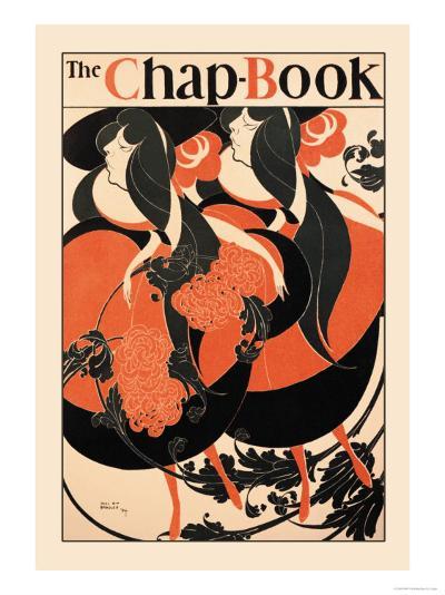 The Chap Book-Will H^ Bradley-Art Print