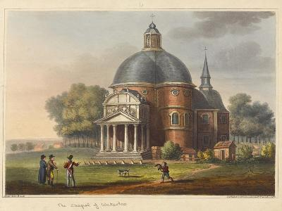 The Chapel at Waterloo-James Rouse-Giclee Print
