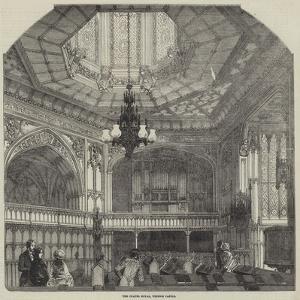 The Chapel Royal, Windsor Castle