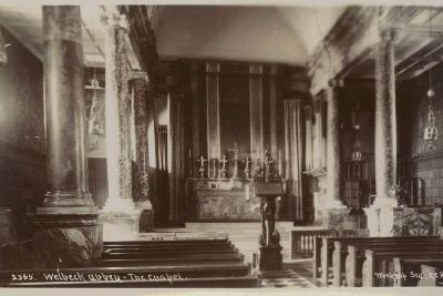 The Chapel, Welbeck Abbey, Nottinghamshire--Photographic Print