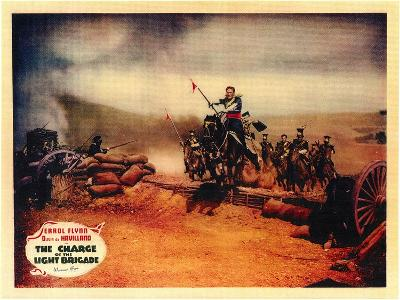 The Charge of the Light Brigade, 1936--Art Print
