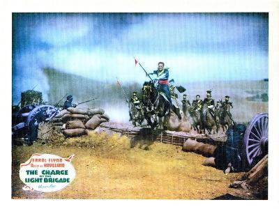 The Charge of the Light Brigade, Errol Flynn, 1936--Photo