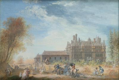 The Chateau De Madrid-Louis-Nicolas de Lespinasse-Giclee Print