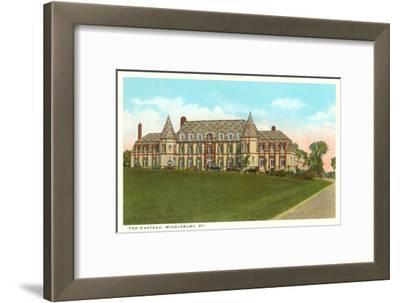 The Chateau, Middlebury, Vermont