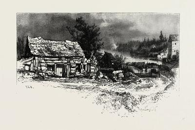 The Chats, from Pontiac, Canada, Nineteenth Century--Giclee Print