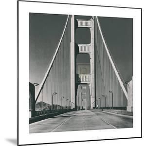 The Golden Gate Bridge, Summer AM by The Chelsea Collection