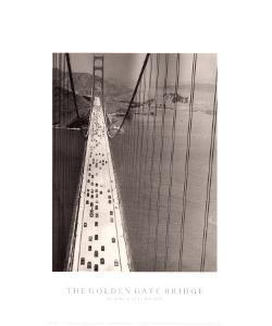 The Golden Gate Bridge by The Chelsea Collection
