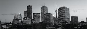 Toronto Skyline by The Chelsea Collection