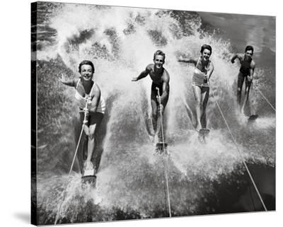 Water Ski Splash