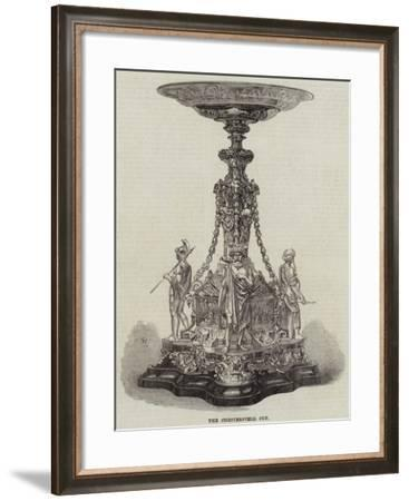 The Chesterfield Cup--Framed Giclee Print
