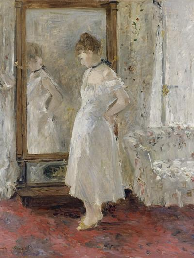 The Cheval Glass, 1876-Berthe Morisot-Giclee Print