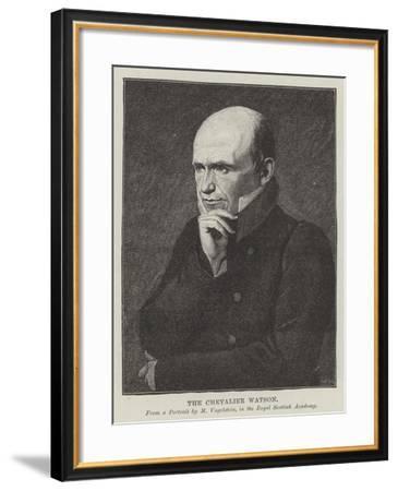 The Chevalier Watson--Framed Giclee Print