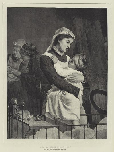 The Children's Hospital-Thomas Davidson-Giclee Print