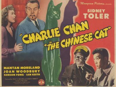 The Chinese Cat, 1944--Art Print