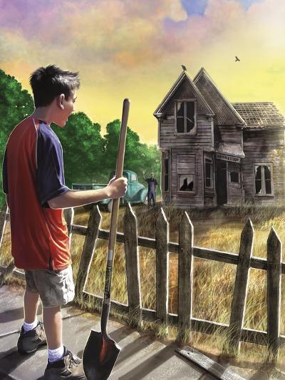 The Chore-Rob Johnson-Giclee Print