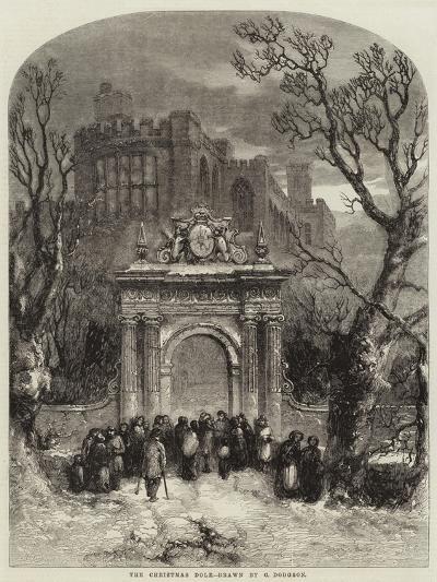 The Christmas Dole--Giclee Print