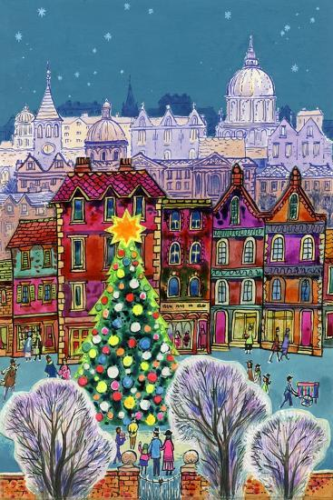 The Christmas Tree-Stanley Cooke-Giclee Print