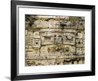 The Church, La Iglesia, in the Ancient City of Chichen Itza-Vlad Kharitonov-Framed Photographic Print