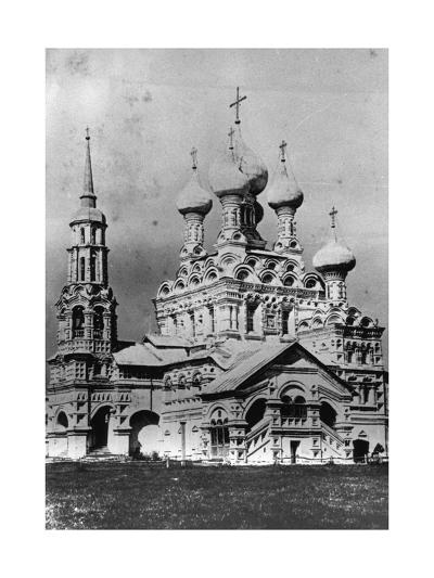 The Church of the Holy Trinity, Ostankino, Moscow, Russia, 1900s--Giclee Print