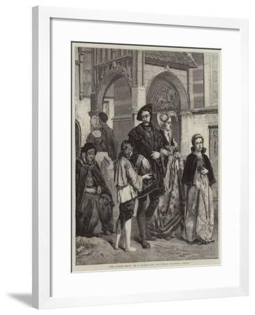 The Church Porch--Framed Giclee Print