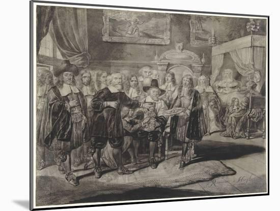The Circumcision-Romeyn De Hooghe-Mounted Giclee Print
