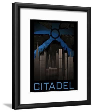 The Citadel Retro Travel