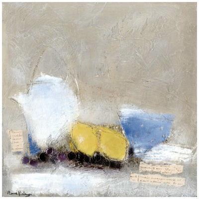 Thé Citron-Anne Virlange-Art Print