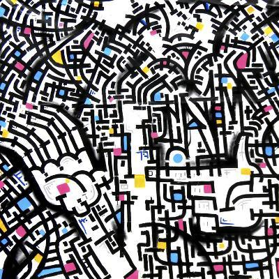 The City Is Yours, 2010-Cram Concepts-Art Print