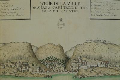 The City of Saint Jago--Giclee Print