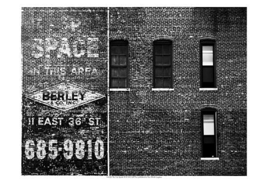 The City Speaks III-Jeff Pica-Art Print