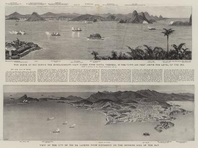 The Civil War in Brazil--Giclee Print