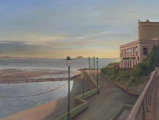 The Claremont Free House and Wine Vaults, Last Light, Weston-Super-Mare, 2007-Peter Breeden-Giclee Print
