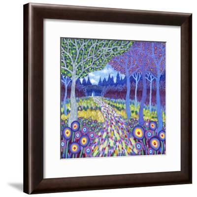 The Clearing, 2011,-David Newton-Framed Giclee Print