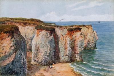 The Cliffs, Birchington-On-Sea-Alfred Robert Quinton-Giclee Print