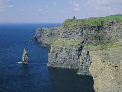 The Cliffs of Moher, County Clare, Munster, Republic of Ireland (Eire), Europe-Roy Rainford-Photographic Print