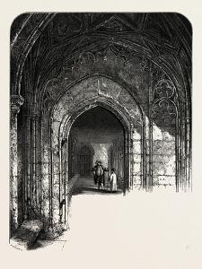 The Cloisters, Windsor, UK, 19th Century