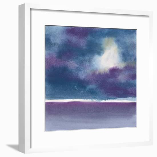 The Clouds I-Chris Paschke-Framed Art Print
