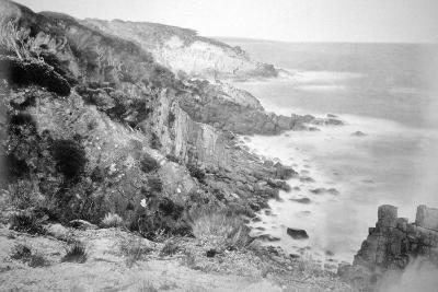 The Coast around Port Jackson, New South Wales, Australia, 1885--Giclee Print