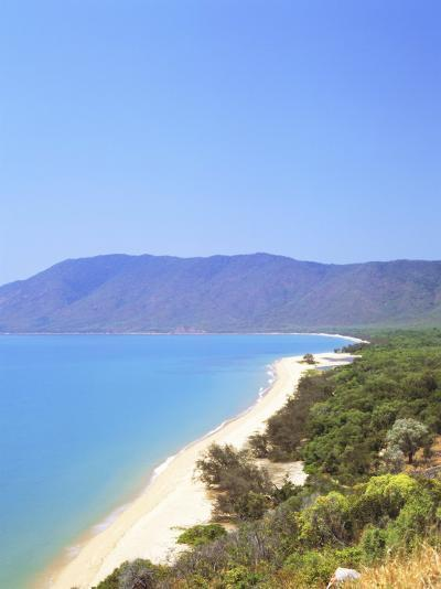 The Coast Between Cairns and Port Douglas on the Cook Highway, Queensland, Australia-Fraser Hall-Photographic Print