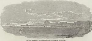 The Coast Between Nice and Antibes, the Scene of the Loss of The Ercolano