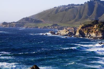 The Coastline in Big Sur California-Matthew O'Shea-Photographic Print